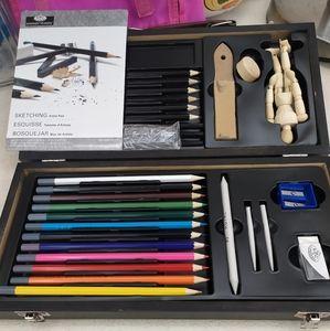 🎀Royal lannickel essentials sketching artist pad